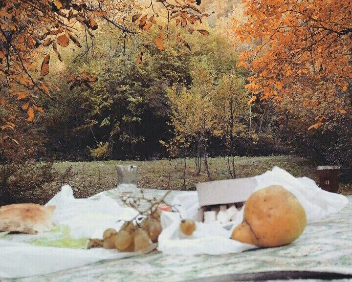 Autumn's harvest Bağbaşı/Turkey