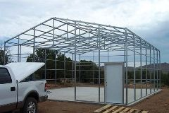 Metal Buildings Kits For Garages Shops And Everything Else