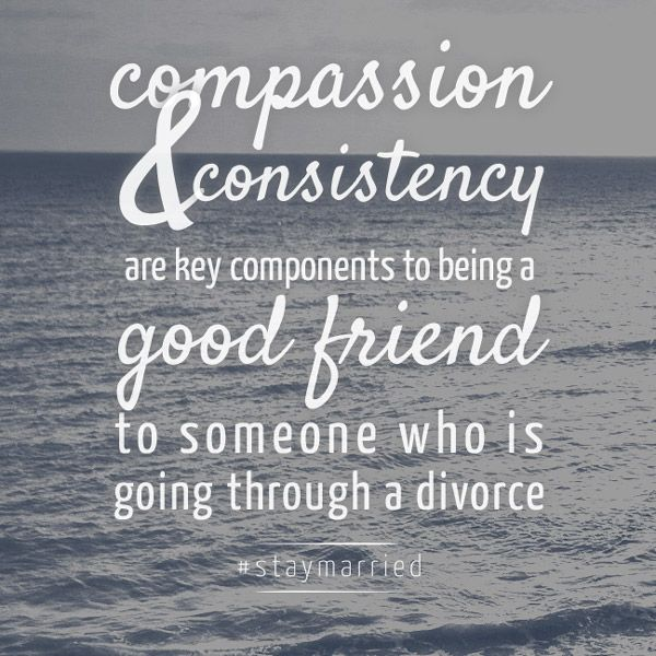 Compassion And Consistency Are Key Components To Being A Good Friend
