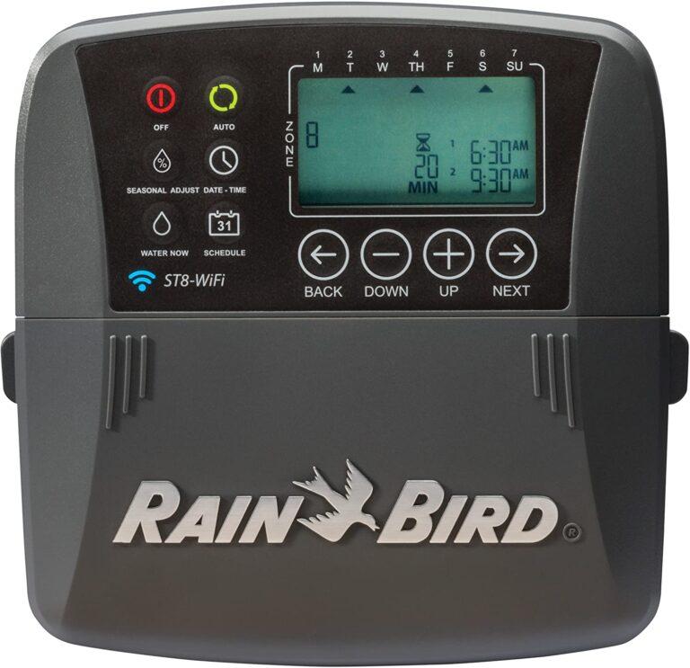 The 10 Best Sprinkler Controller Tech Gear Mag In 2020 Sprinkler Irrigation Sprinkler Controller Irrigation