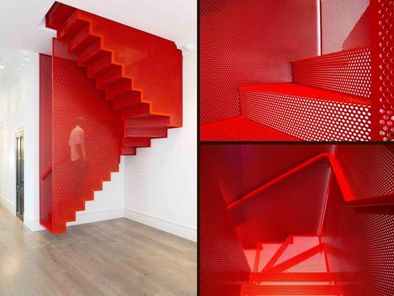 diseo de escaleras un recurso arquitectnico convertido en arte