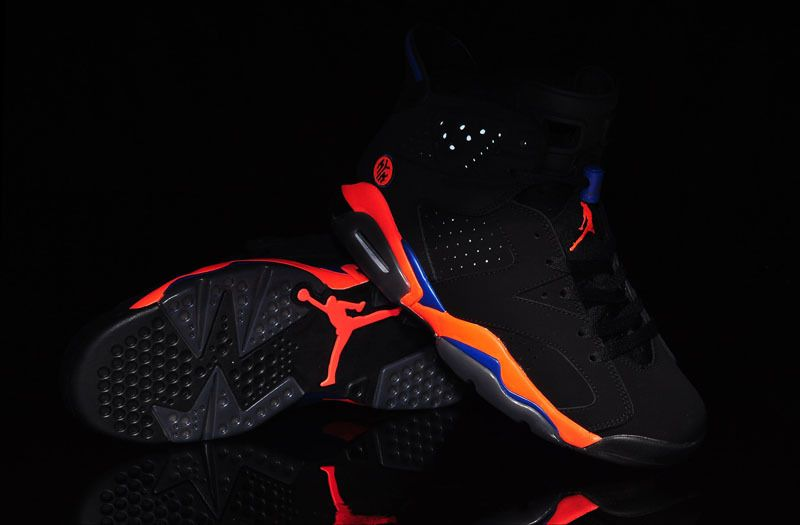 Air Jordan 6 Womens New York Knicks Custom
