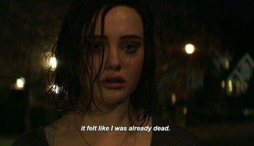 Parecia que já estava morta