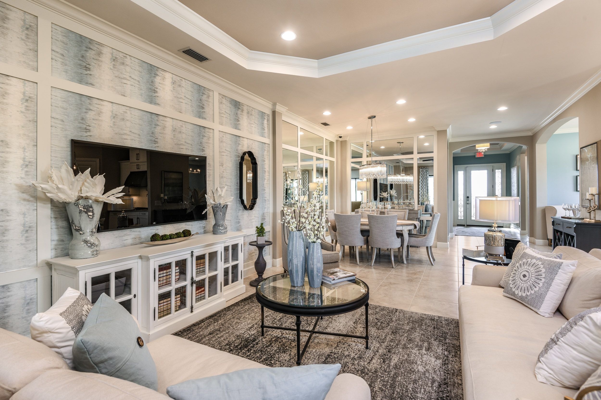 Design A Life You Love At Estero Pointe Fortmyers Greatroom