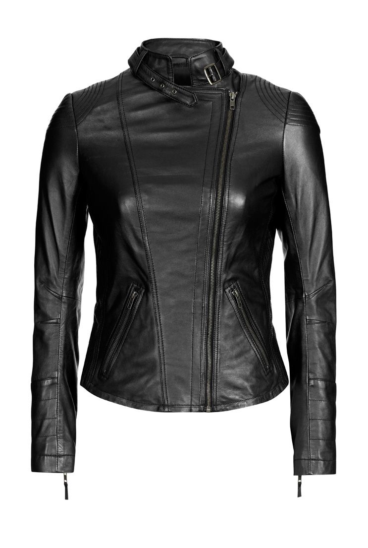 Leather Biker Jacket From Lts Tall Fashion Finds Pinterest Kezia Ribbon Blouse In Dark Grey Beatrice Clothing