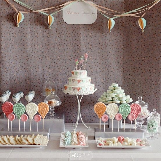 Creating The Perfect Dessert Table - Lovely Living - Love The Life You're Living    #teaparty