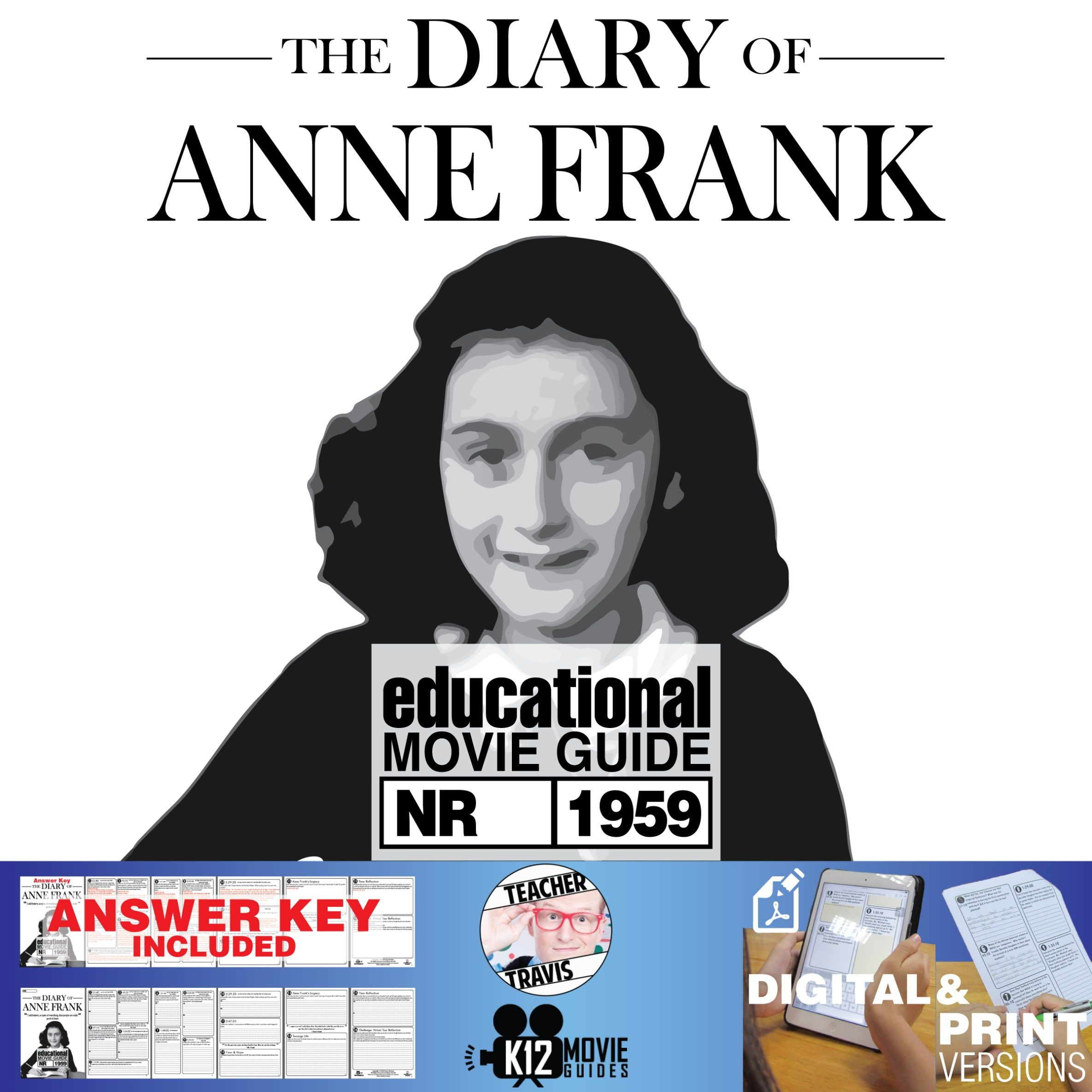 The Diary Of Anne Frank Movie Guide