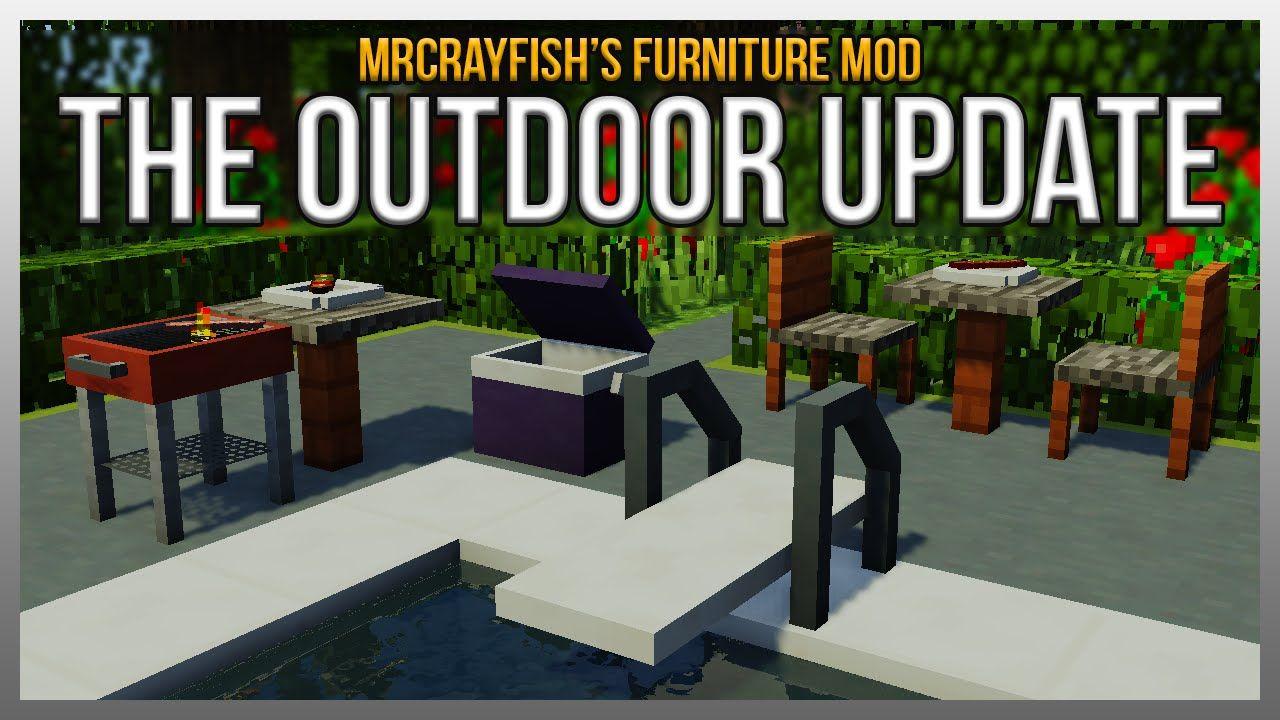 c2f0a76ee5db57ae21c5e431a5466ade - How To Get Mr Crayfish S Furniture Mod Minecraft Pe