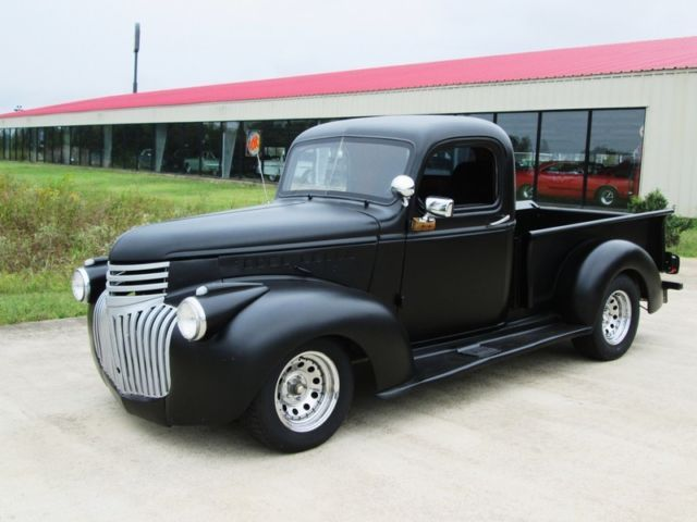 1946 chevy truck models