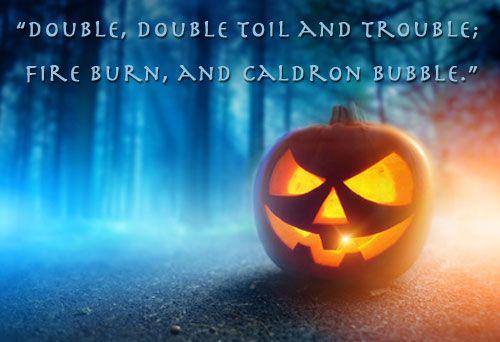 Famous Happy Halloween Quotes