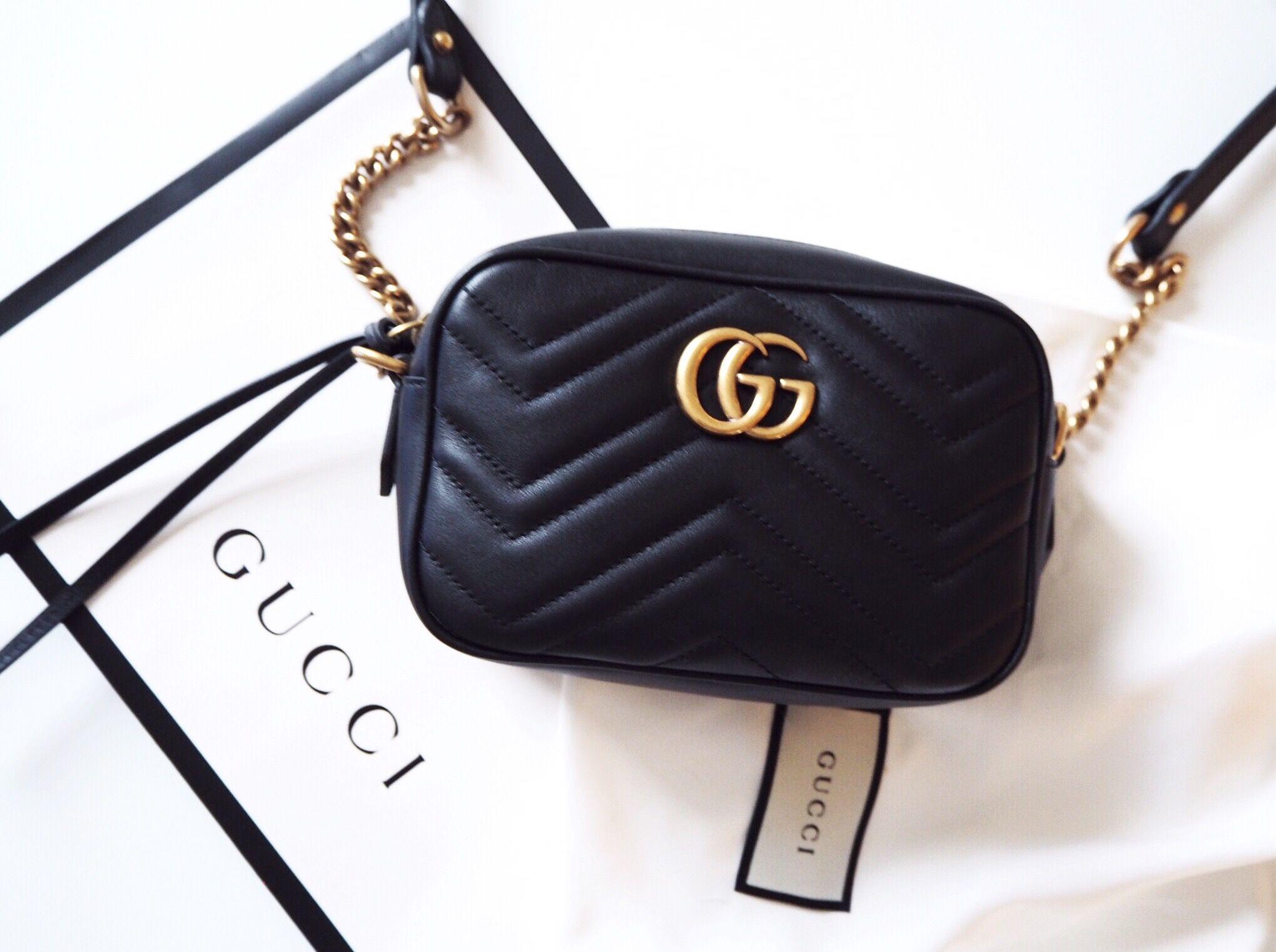 656bf9c19915 Gucci bag Matelassé