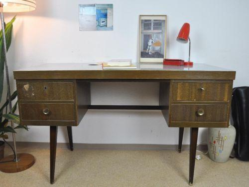 50er 60er jahre ekawerk schreibtisch mid century m bel pinterest schreibtische 60er jahre. Black Bedroom Furniture Sets. Home Design Ideas