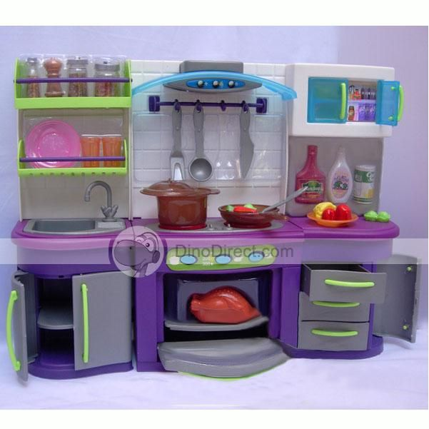 The Favorite Toy Kitchen Sets:Beautiful Purple Toy Kitchen Setsu2013pictures Of  Toy Kitchen