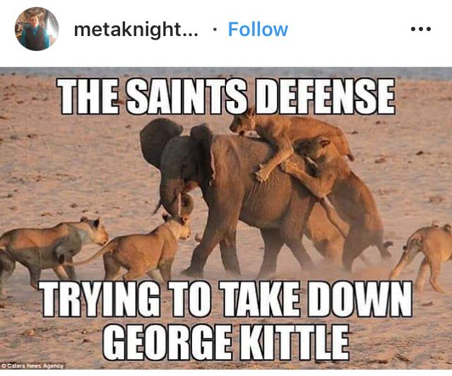 New Orleans Saints Memes 2019