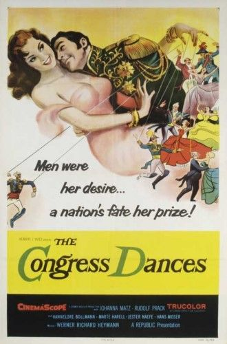 Watch Congress Dances Full-Movie Streaming