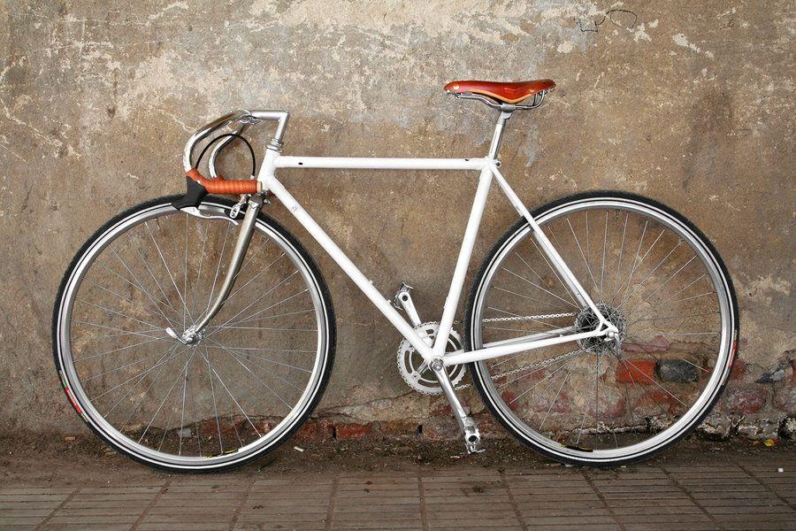 Vintage Fixie By Rami On 500px Fixie Bici Bicicletas