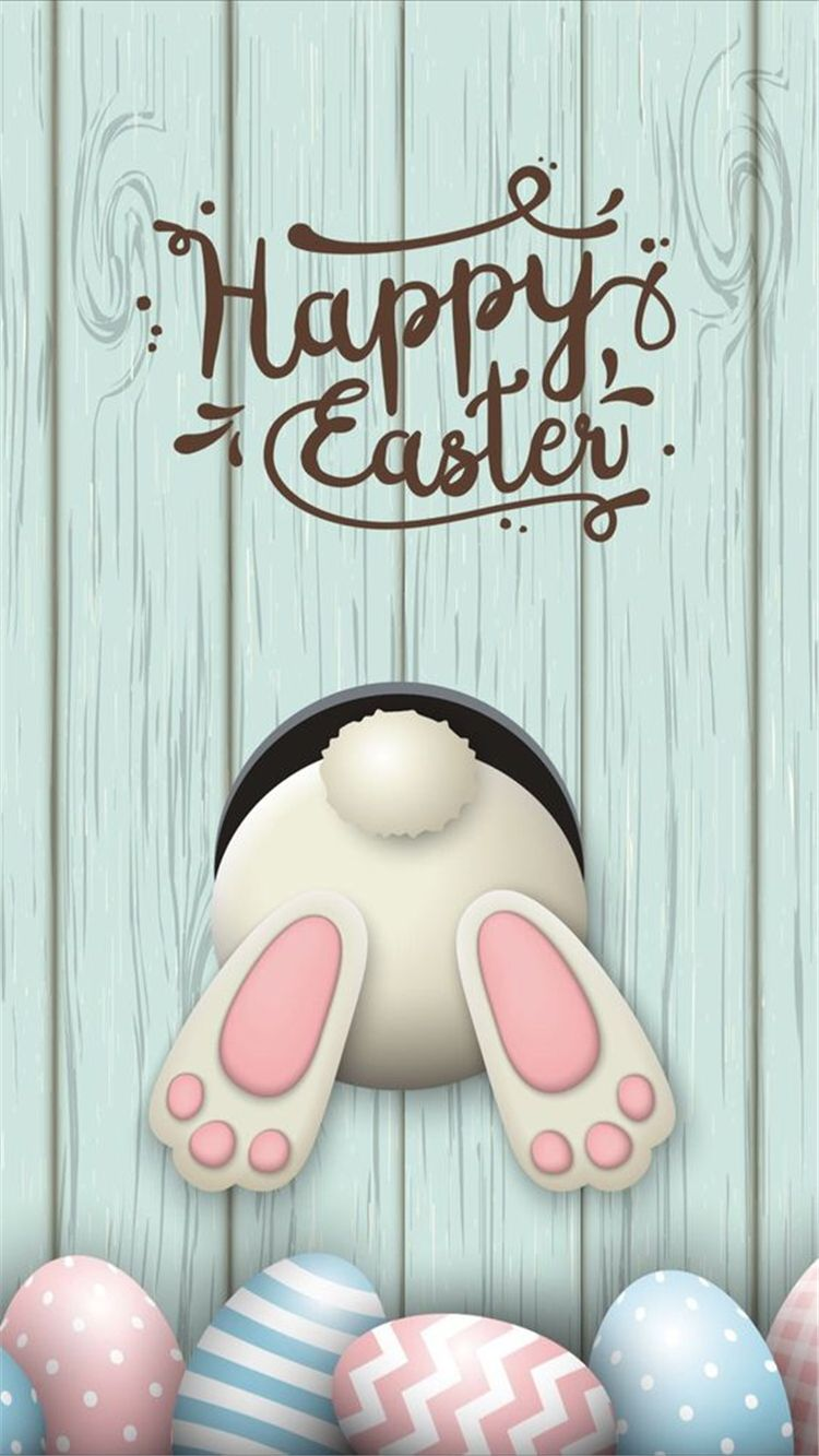 Simple Yet Cute Easter Wallpapers You Must Have This Year Women Fashion Lifestyle Blog Shinecoco Com In 2021 Happy Easter Wallpaper Easter Images Easter Wallpaper