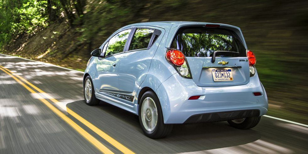A Used Chevy Spark Ev Is The Discount Sleeper Hot Hatch You Didn T
