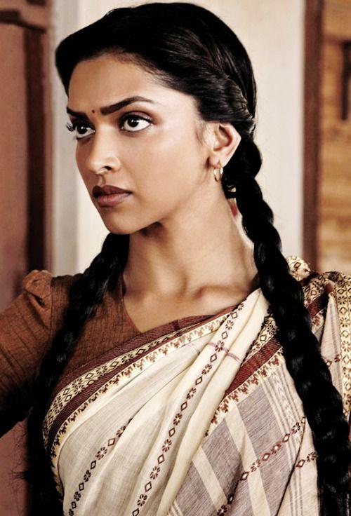 Deepika Padukone Khelein Hum Jee Jaan Sey Deepika Padukone Stylish Actresses Bengali Saree