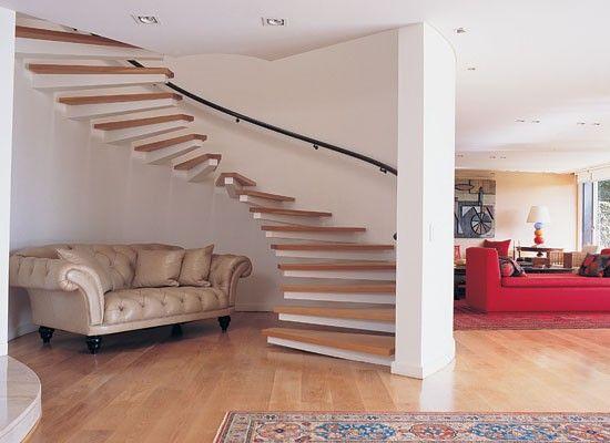 Dise o decoracion interiores escaleras dise o bajo - Diseno de escaleras interiores ...