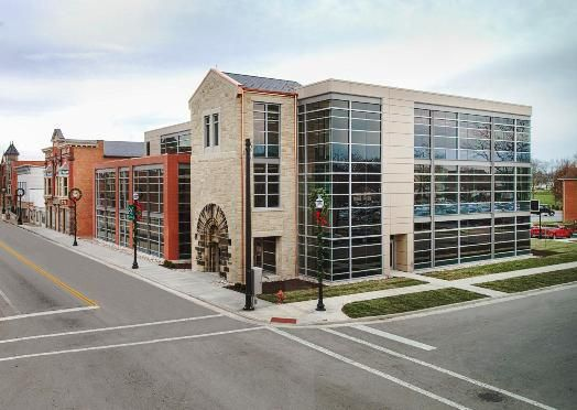 Crown Equipment Corporation In New Bremen Ohio Photo