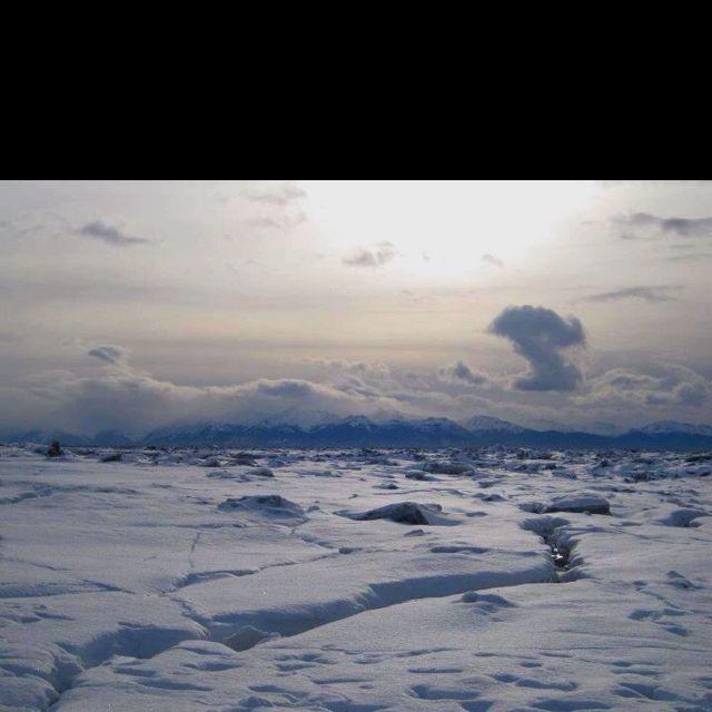Anchorage, AK (my home)