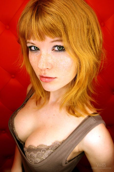 hot amature redhead
