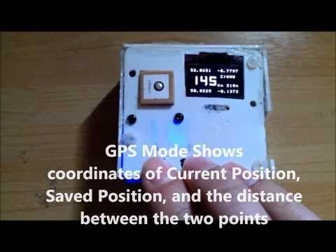 Arduino GPS Watch - Works like Garmin! | Arduino {Advanced