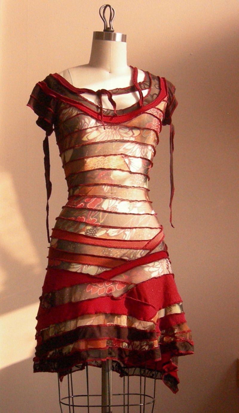 Mooie jurk! :)