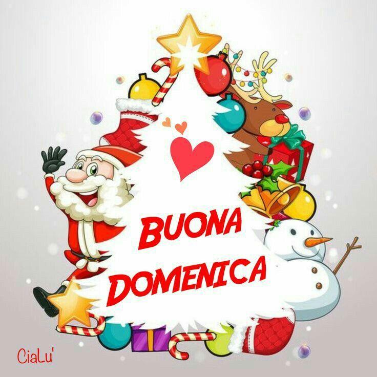Buona Domenica Immagini Natalizie.Buona Domenica Natale E Festivita Merry Christmas
