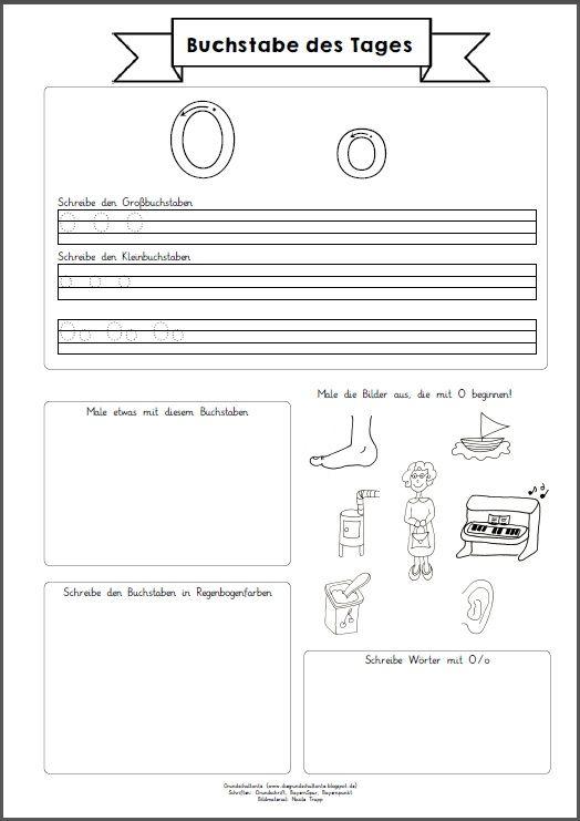 Arbeitsblätter Buchstabe Sch : Hier kommen die nächsten arbeitsblätter zu den buchstaben