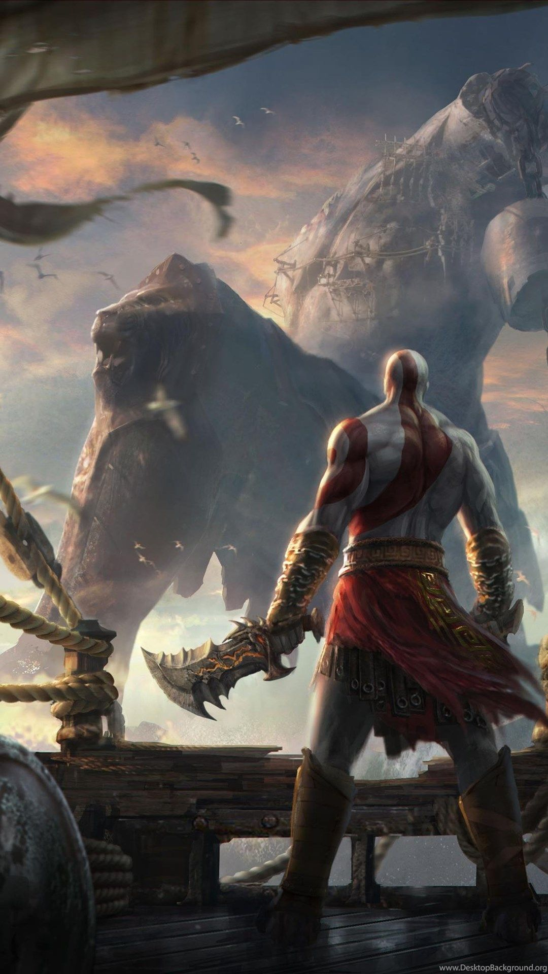 Trends For God Of War Wallpaper 4k For Android Pictures In 2020 Kratos God Of War God Of War God Of War Series