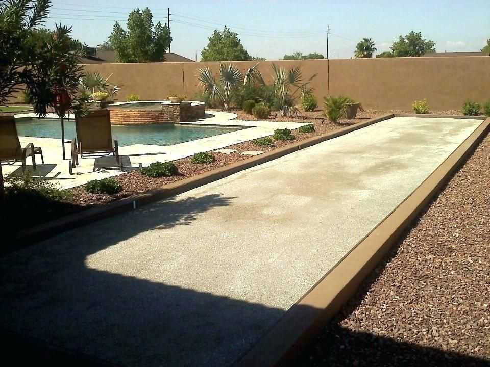 Image result for backyard bocce Bocce ball court, Bocce