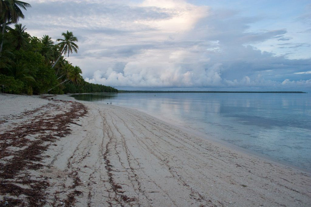 Ant Atoll At Dawn Micronesia Pinterest Interactive Map - Micronesia interactive map
