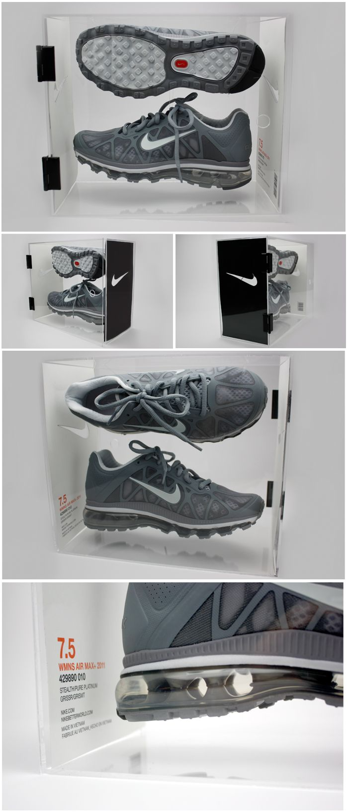 Nike Air Shoe Box