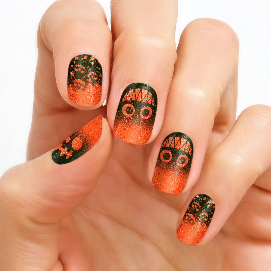 Pumpkin to Talk About - Color Street | Nail polish strips ...