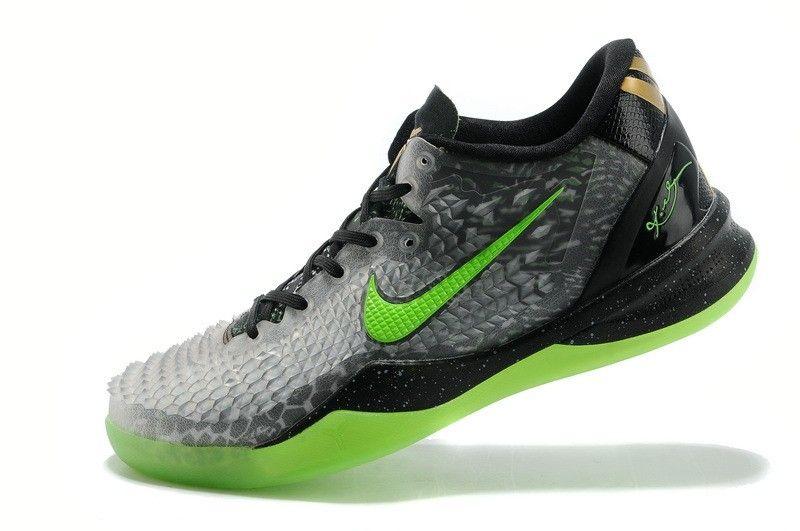 Pas cher en ligne 2014 Nike Zoom Kobe Bryant 8 System SS Christmas Venom  Limited Edition