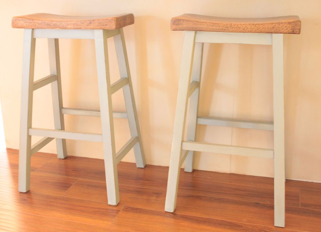 Pin By Angela On Furniture Stool Makeover Saddle Seat