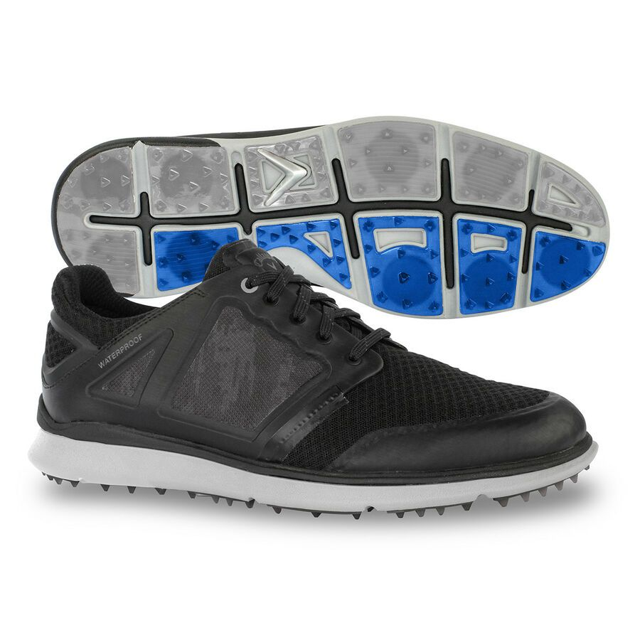 Details About Callaway Men S Highland Golf Shoes Golf Shoes