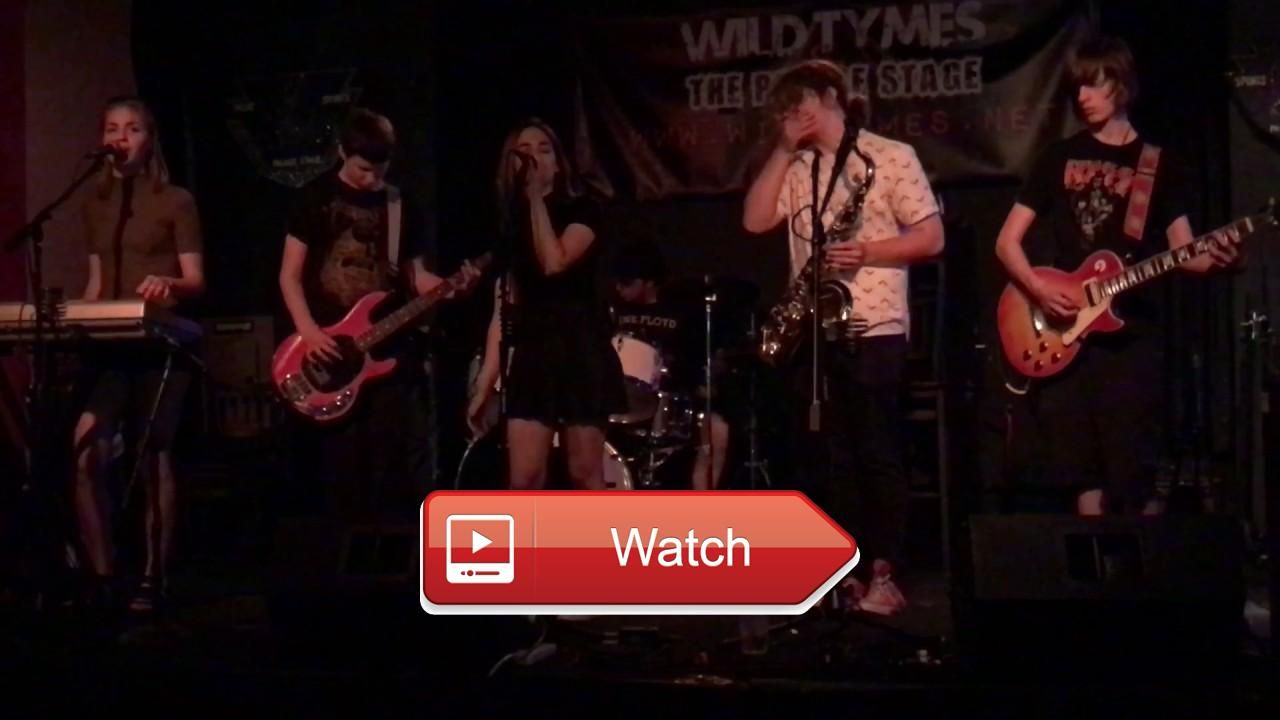 Sunday morning maroon cover 717 school of rock st paul wild tymes