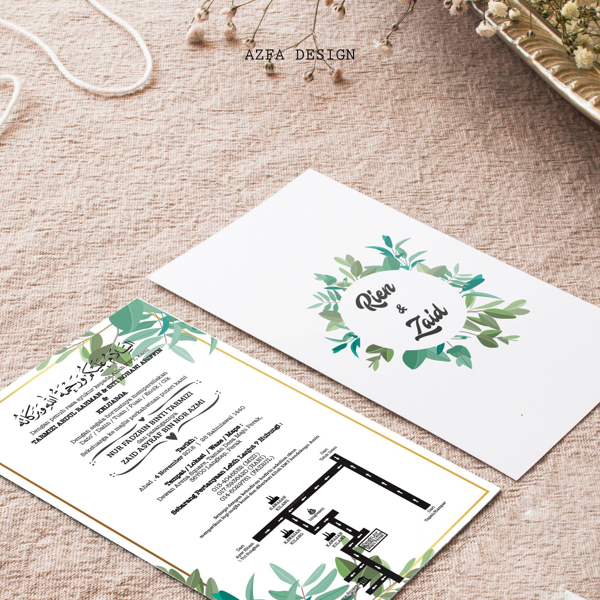 Jangan Lupa Jemput Tetamu Tempah Kad Kahwin Anda Banyak Sangat Benda Nak Settle Kan Untuk Majlis Wedding Invitation Cards Wedding Cards Invitation Cards