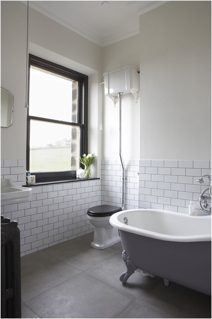 best 25 white tiles grey grout ideas on pinterest small from White ...