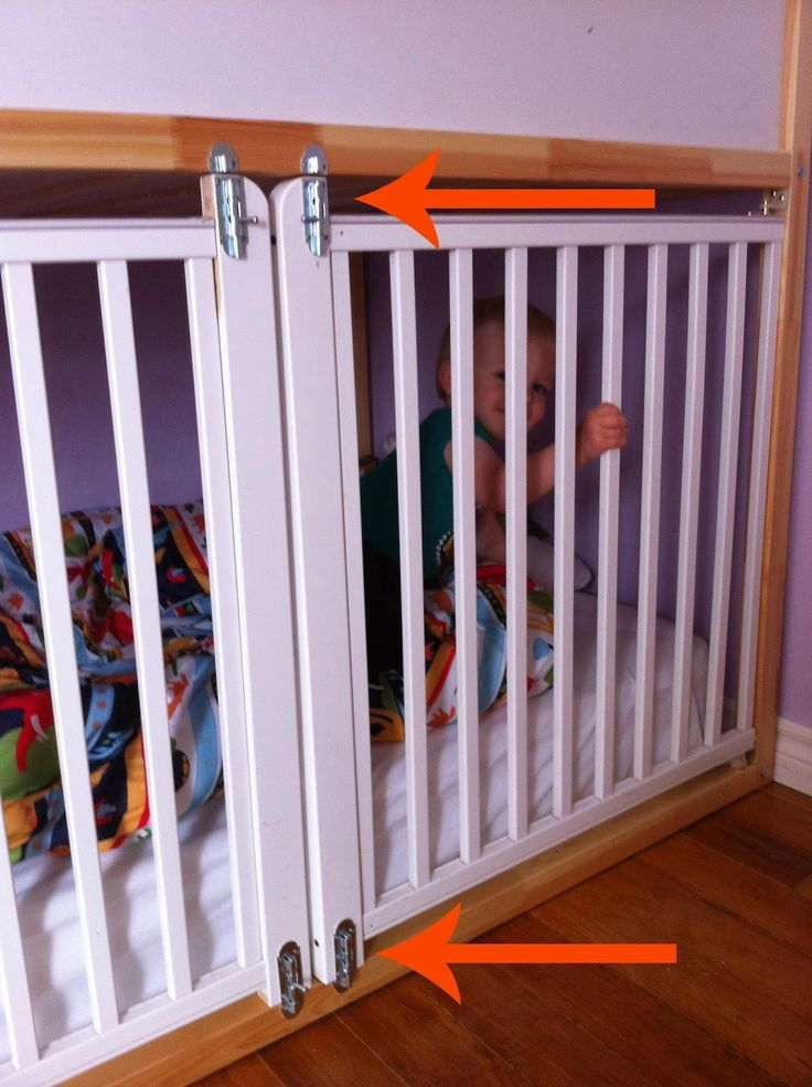 Image Result For Bunk Bed Safety Gate Interior Exterior Bunk