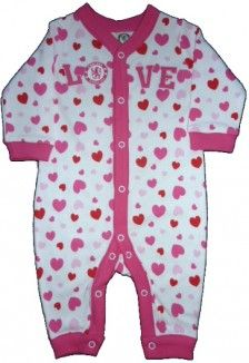 d85b9fdf96e NEW In - One for the girls! A gorgeous  Chelsea Baby Girl s Footless  Sleepsuit - 0-18 months and only £8.99
