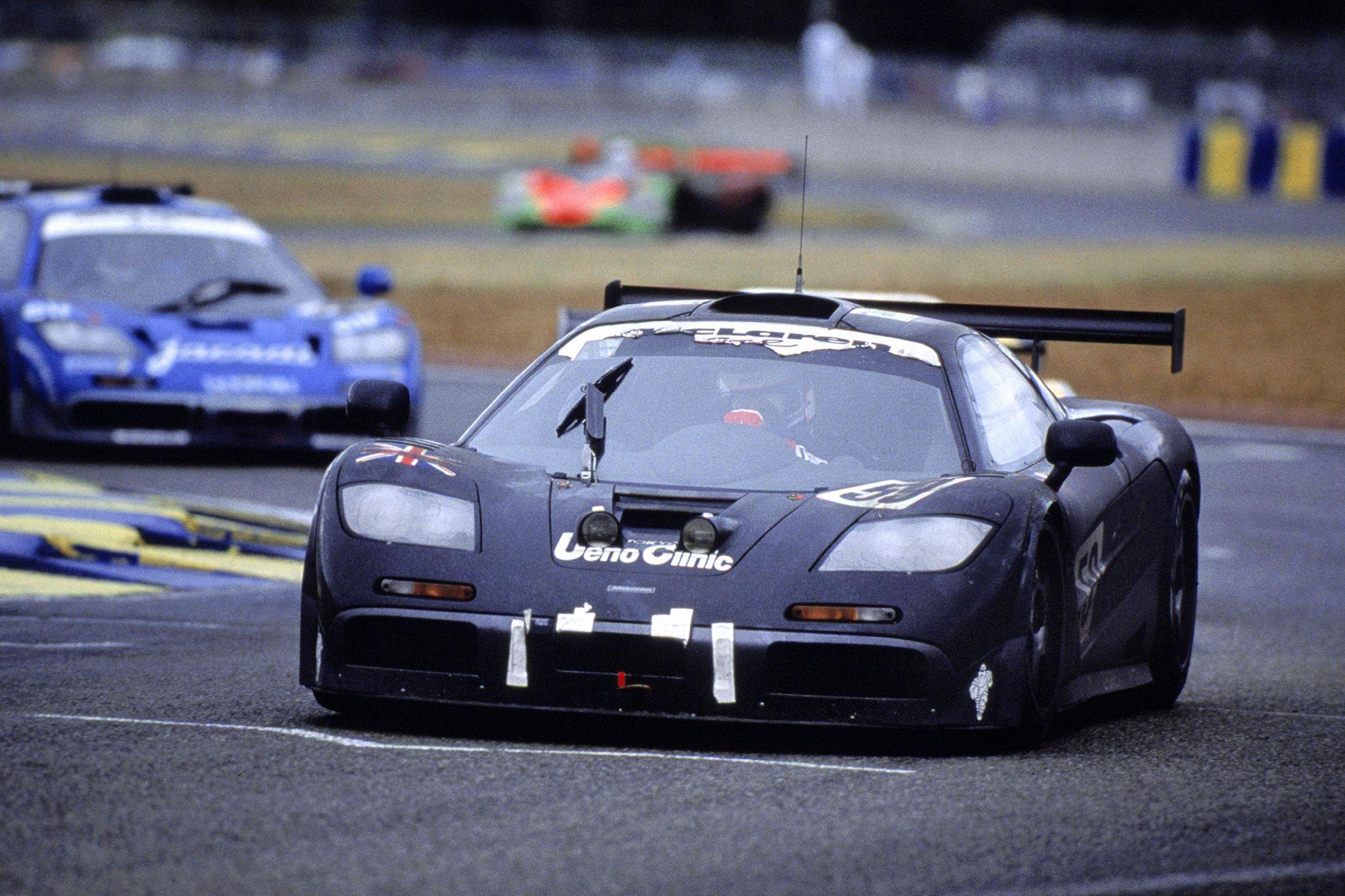 Mclaren F1 GTR..