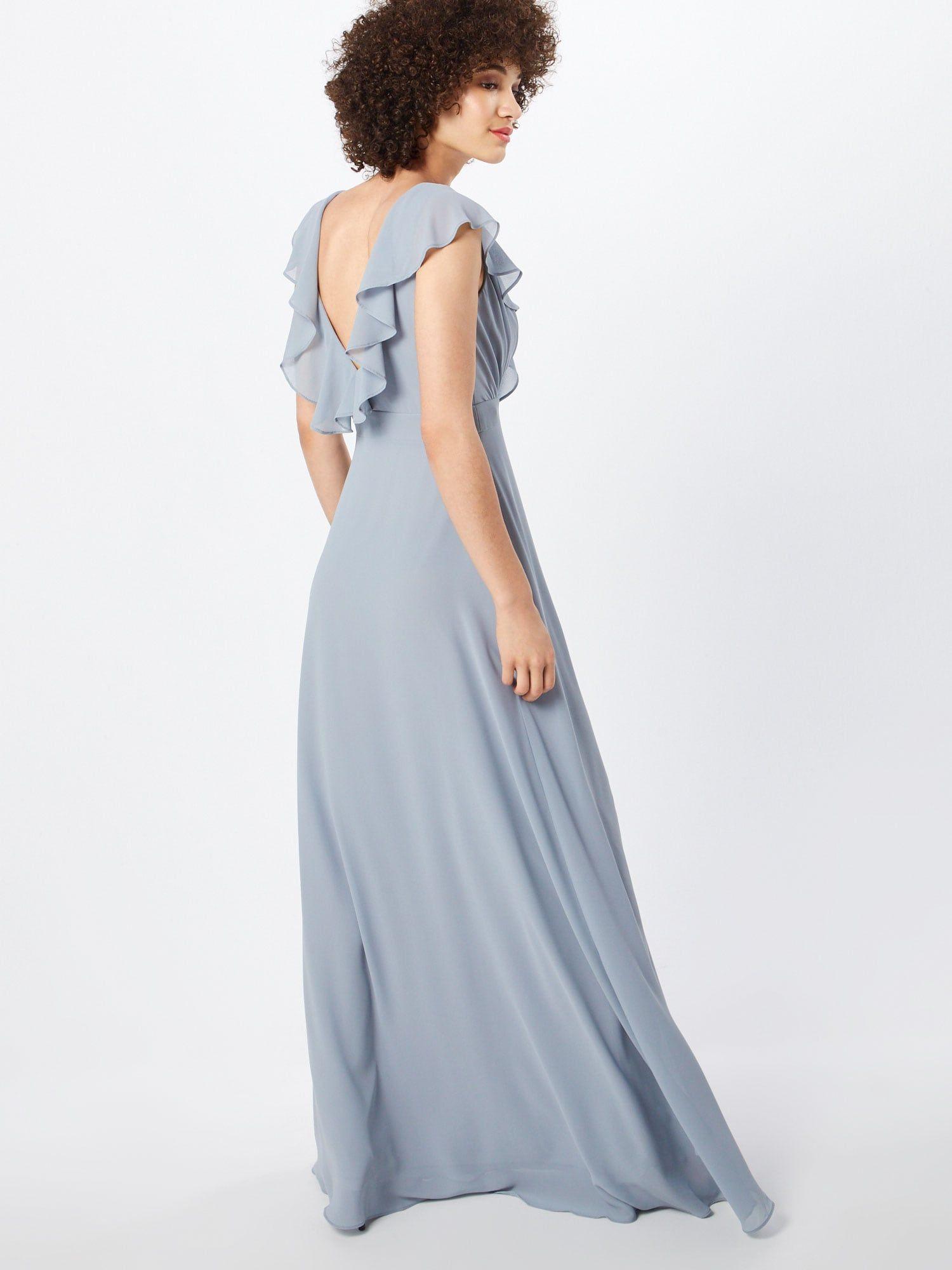 tfnc kleider 'janean maxi' in rauchblau in 2020
