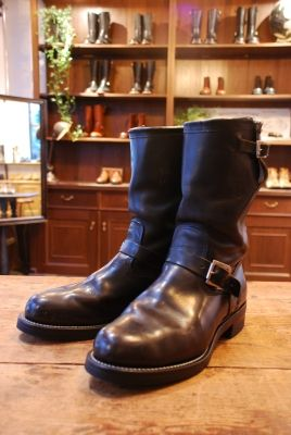 Harley-Davidson Engineer Boots   | BRASS BLOG