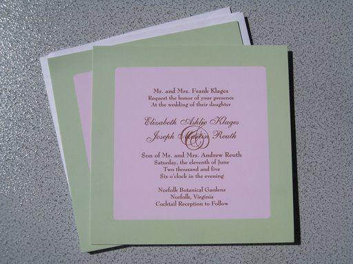 Merveilleux Inexpensive Make Your Own Wedding Invitations How To Do