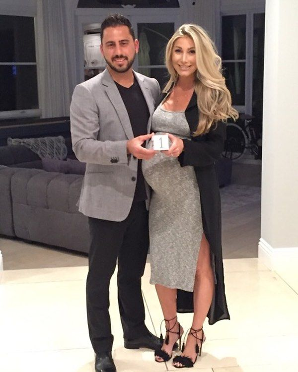 Ndola Councilor Introduces Trophy To Be Awarded To: Josh Altman Baby: 'MDLLA' Couple Introduces Daughter