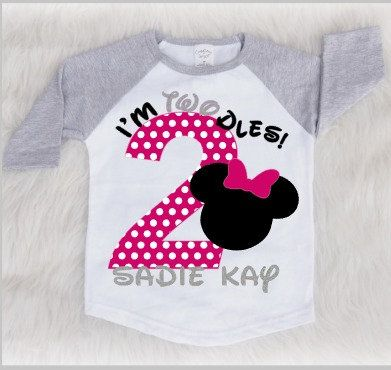 Im Twodles Birthday Shirt